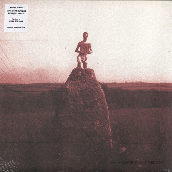Mount Kimbie - Love What Survives - Remixes Part 1 (12''+MP3)