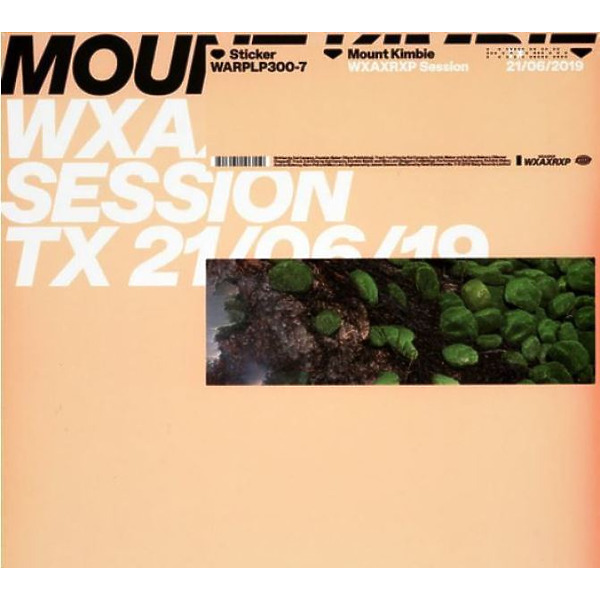 Mount Kimbie - WXAXRXP Session (12