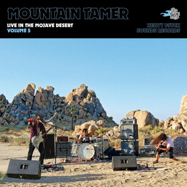 Mountain Tamer - Live In the Mojave Desert Vol. 5 (Vinyl LP)
