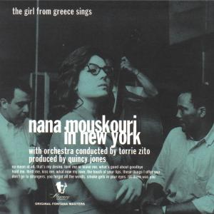 Mouskouri,Nana - Nana Mouskouri In New York