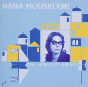 Mouskouri,Nana - The Voice Of Greece