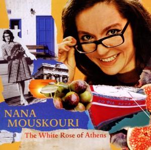 Mouskouri,Nana - The White Rose Of Athens