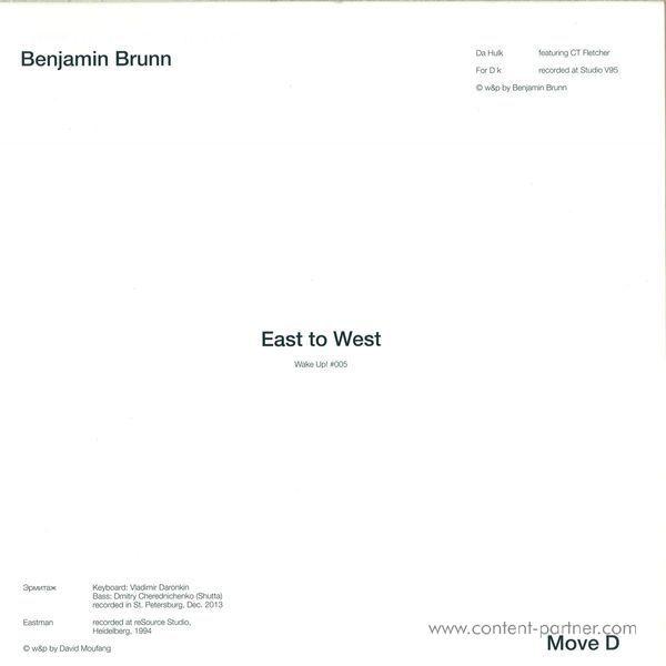 Move D / Benjamin Brunn - East To West