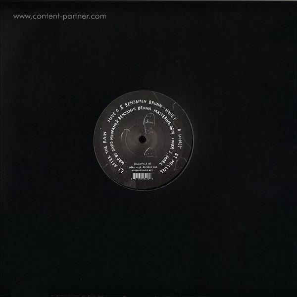 Move D & Benjamin Brunn - Honey (Repress 2017)