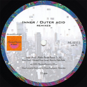Mr. Fingers - Inner / Outer Acid - Aleksi Perala remixes