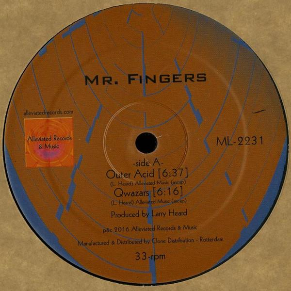 Mr Fingers - Mr Fingers 2016