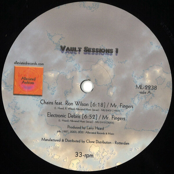 Mr. Fingers - Vault Sessions 1