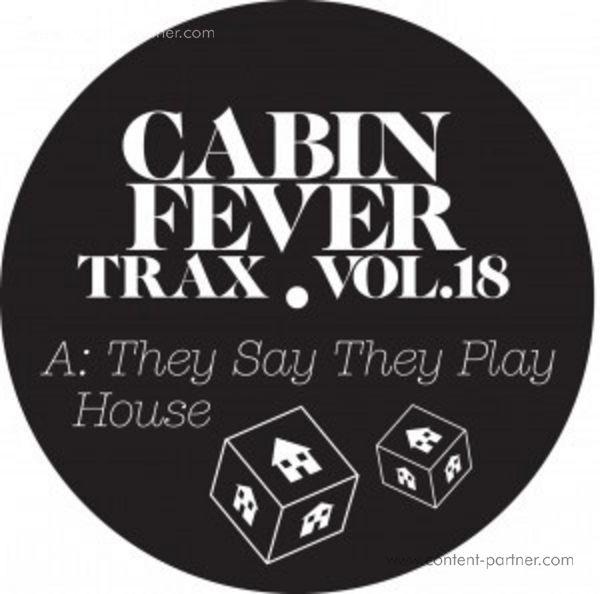 Mr. G - Cabin Fever Trax Vol. 18 (Repress)