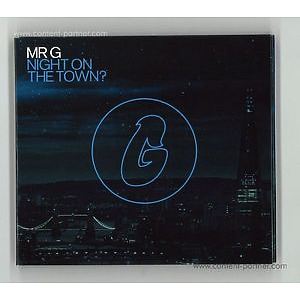 Mr. G - Night On The Town (CD + DVD)