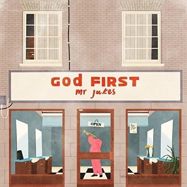 Mr Jukes - God First (LP)