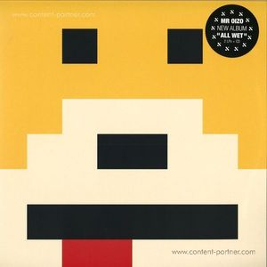 Mr. Oizo - All Wet (Black vinyl)