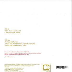 Mr Raoul & Manoo - African Paradigm EP III (Back)