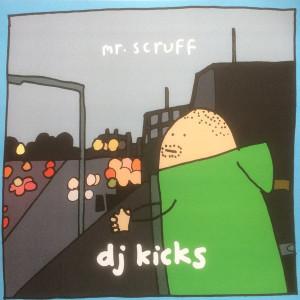 Mr. Scruff - DJ Kicks (2LP) (Back)