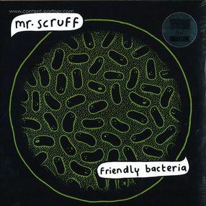 Mr. Scruff - Friendly Bacteria (2LP+MP3)