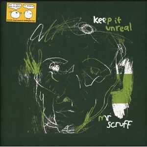 Mr. Scruff - Keep It Unreal (20th Anniversary Green 2LP+Poster)