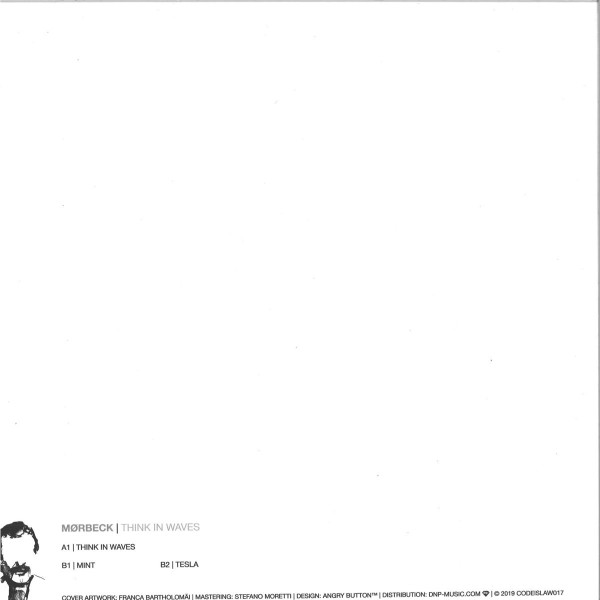 Mørbeck - Think In Waves (Back)