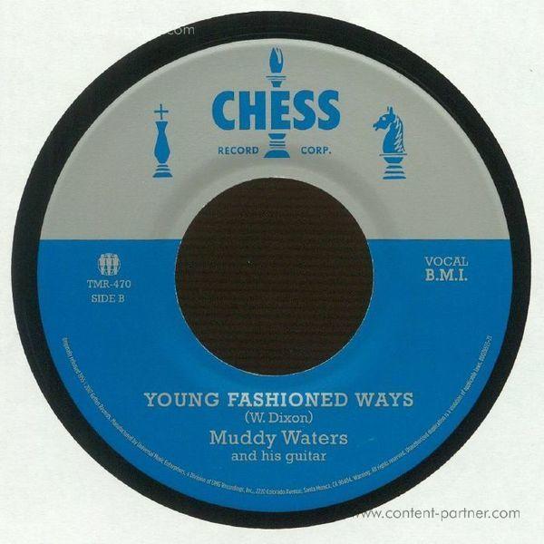 Muddy Waters - Manish Boy/Young Fashioned Ways (Back)
