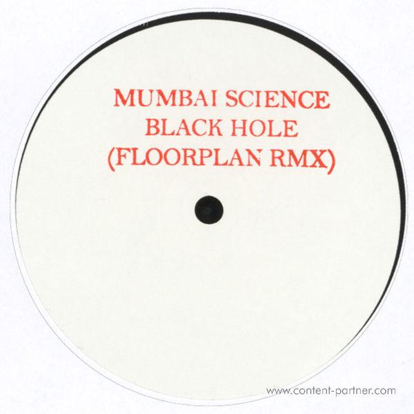 Mumbai Science - Black Hole (Floorplan Remix) (Back)