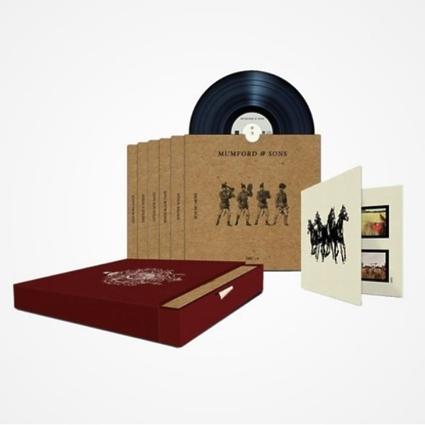Mumford & Sons - Sigh No More (Ltd. 10th Anniv. Vinyl Box Set)