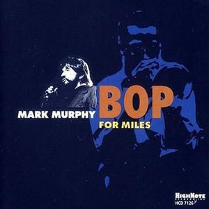 Murphy,Mark - Bop for Miles