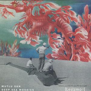 Mutlu San - Deep Sea Mosaics (tolga Fidan, Bartaub Mixes)