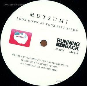 Mutsumi - Look Down At Your Feet Below