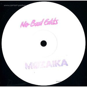 Møzaika - No Bad Edits 001