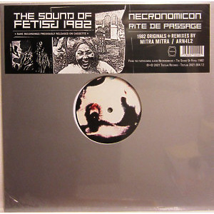 NECRONOMICON - THE SOUND OF FETISJ 1982