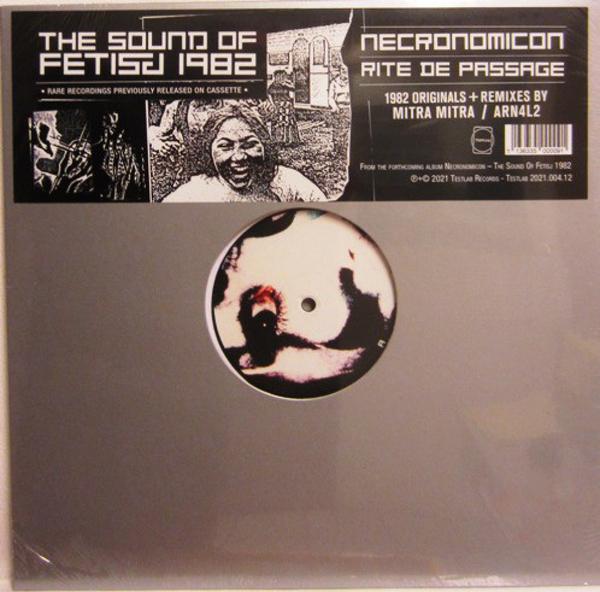 NECRONOMICON - THE SOUND OF FETISJ 1982