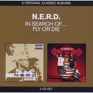 N.E.R.D. - 2in1 (In Search Of.../Fly Or Die)