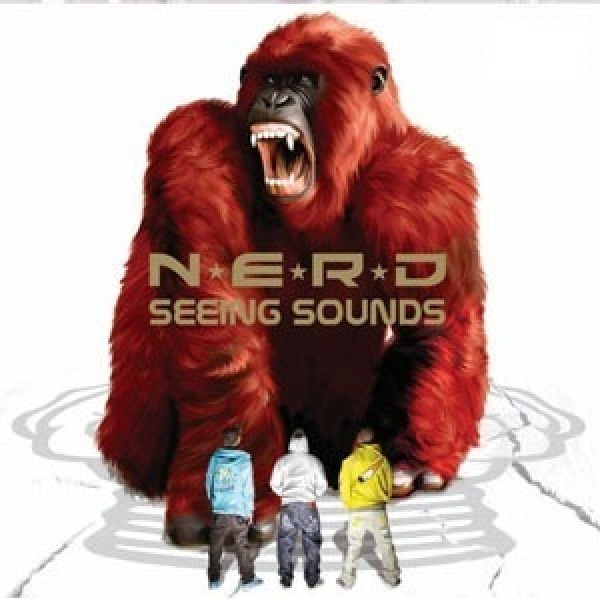 N.E.R.D. - Seeing Sounds (2LP)