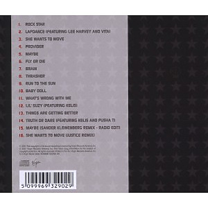 N.E.R.D. - The Best Of (Back)