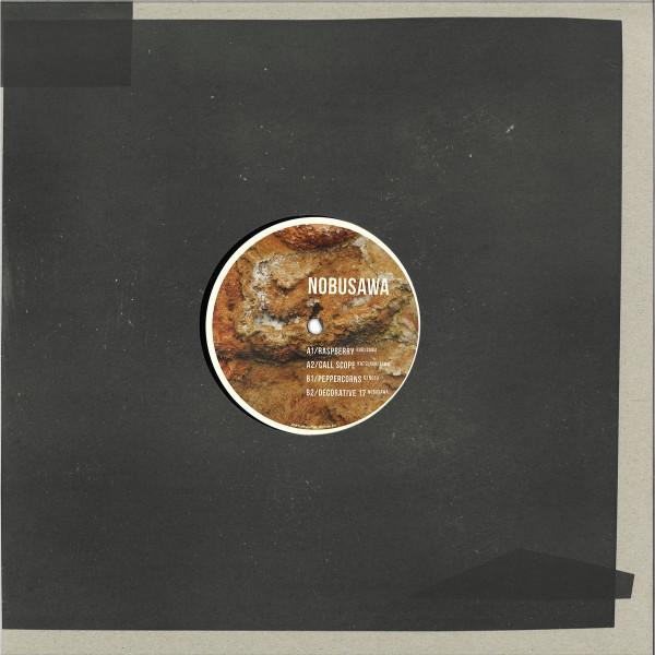 NOBUSAWA - NOBUSAWA EP (Back)