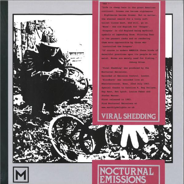 NOCTURNAL EMISSIONS - VIRAL SHEDDING (Back)