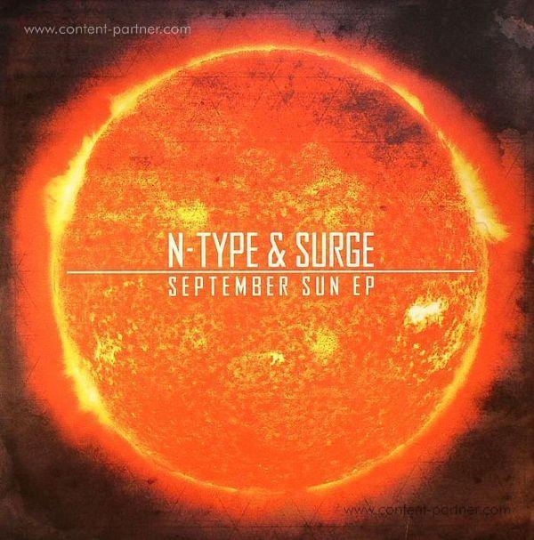 N-Type & Surge - September Sun EP