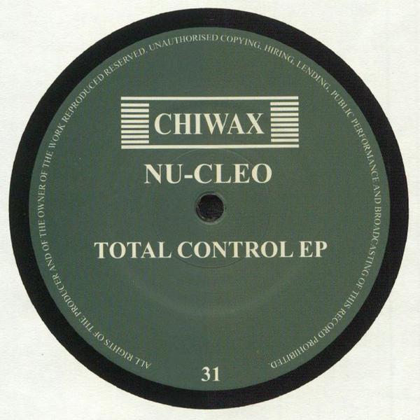 NU-CLEO (RHYTHM OF PARADIASE) - TOTAL CONTROL EP