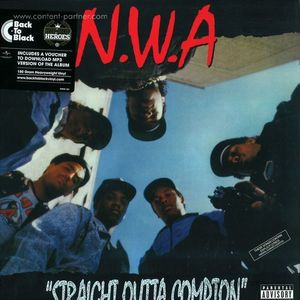 N.W.A. - Straight Outta Compton (Ltd. 25th Anniv. Edt.)