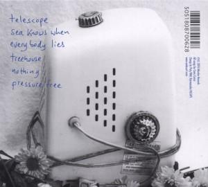 Nada Surf - Karmic EP (Back)