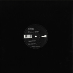 Namito, Dan F, Sabo, Brams, Hubert Watt - Letting Go - Vinyl Two (Back)