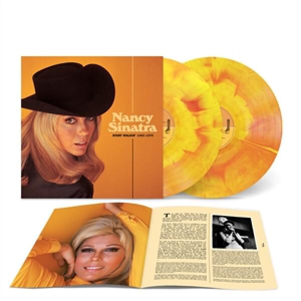Nancy Sinatra - START WALKIN' 1965-1976 (Ltd Colored Vinyl)