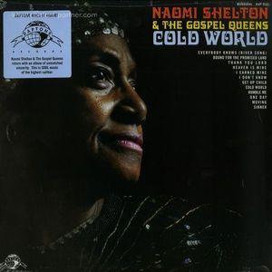 Naomi Shelton & The Gospel Queens - Cold World (LP+MP3)