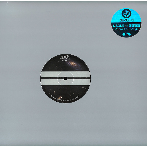 Naone & S.O.N.S - Separate Ways EP (Back)