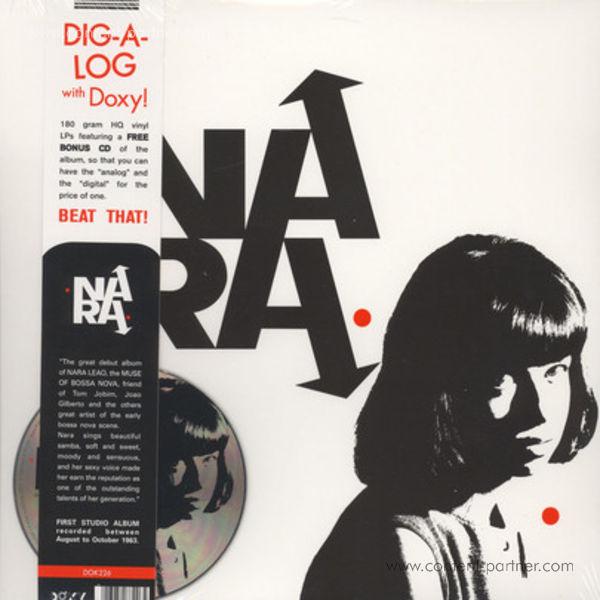 Nara Leao - Nara (LP + CD)