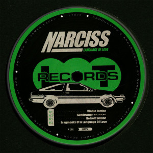 Narciss - Language of Love EP (Back)