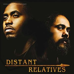 Nas & Damian Marley - Distant Relatives (2LP Gatefold)
