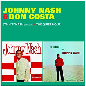 Nash,Johnny & Costa,Don - Johnny Nash & The Quiet Hour