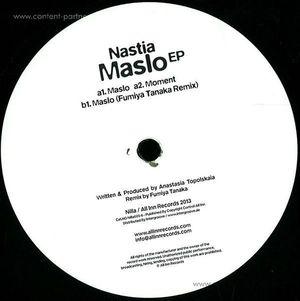 Nastia - Maslo Ep