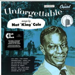 Nat King Cole - Unforgettable (LP)