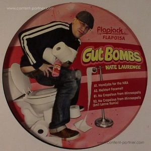 Nate Laurence - Gut Bombs