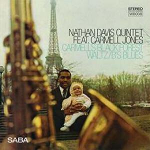 Nathan Davis Quintet - Carmell's Black Forest Waltz / B's Blues